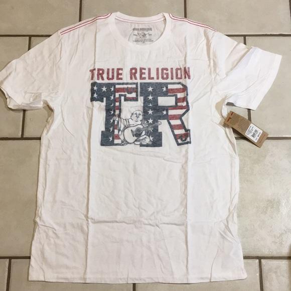True Religion Other - Men's True Religion tshirt